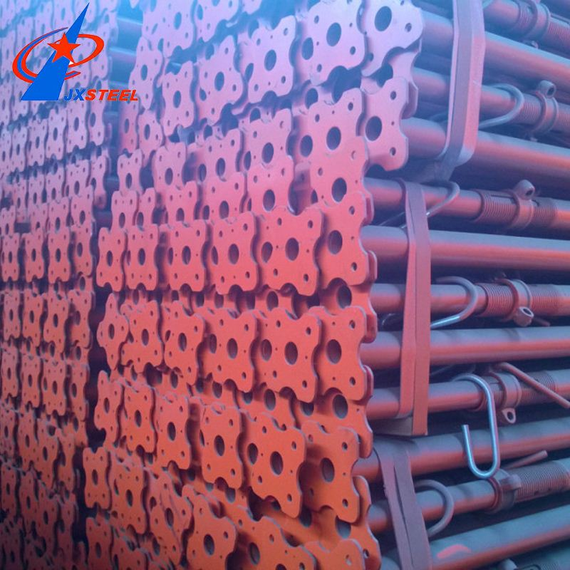 Adjustable Scaffolding Steel Prop For Formwork Construction