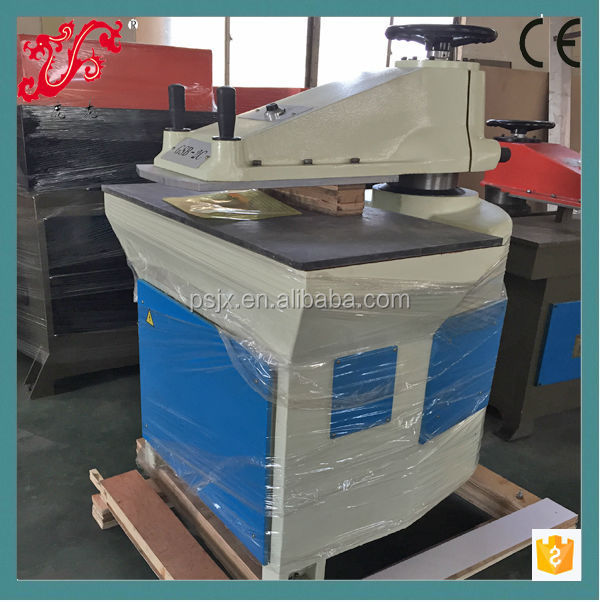 20Ton Swing Arm Clicking Machine for Foam, Plastic, Leather and Fabric
