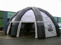 6 by 6 meter inflatable event air tent/Advertising Inflatable Tent
