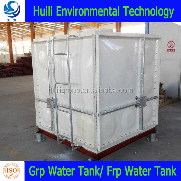 Fiberglass Grp Water Tanks 10000 Litre With Large Volume