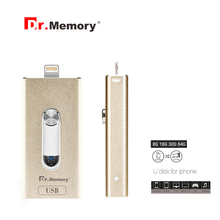 Encryption OTG usb stick 128gb 3.0 for apple Computer PC for Tablet OTG Pendrive for iPhone U Disk