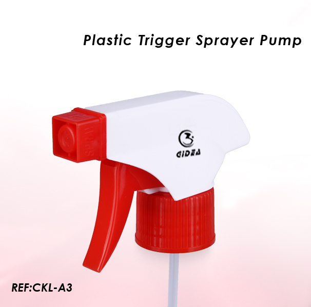 plastic spray trigger