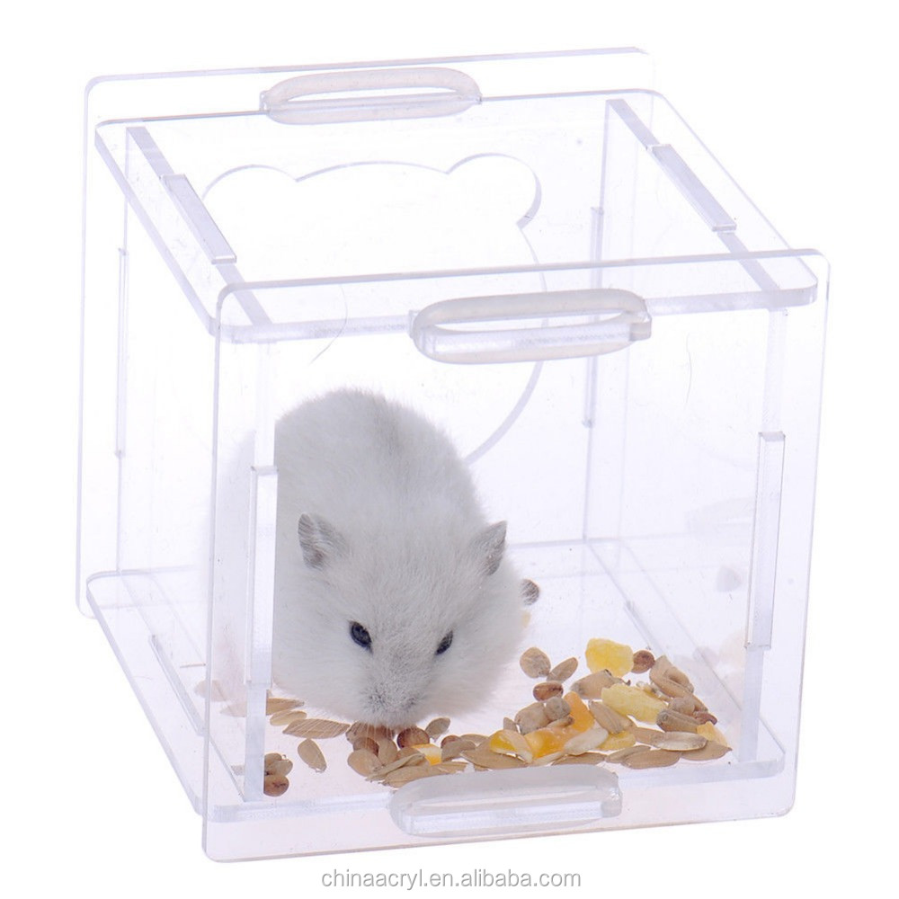 Astounding Happy Pet Acrylic Hamster Cage Gerbil Rat Mouse House Buy Acrylic Hamster Cage Product On Alibaba Com Home Interior And Landscaping Ologienasavecom