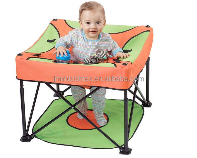 Captivating 2015 New Fashionable Baby Standing Chair Portable Folding Chair For Camping  Baby Play Chair