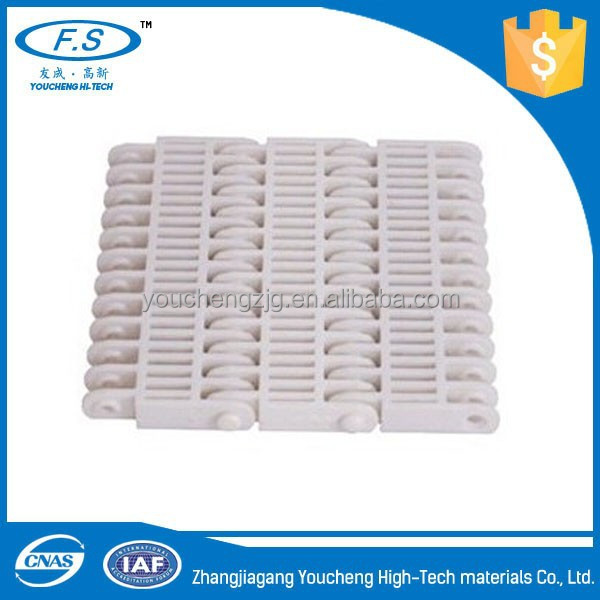 High quality modular plastic conveyor belt