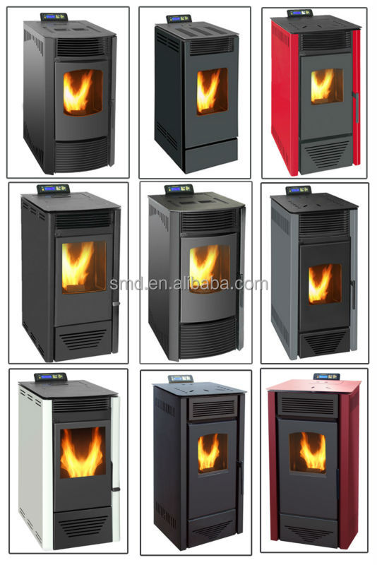 China Manufacturer 20kw 24kw 29kw Pellet Stove With Boiler