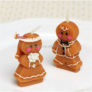 hot sale pumpkin people candle