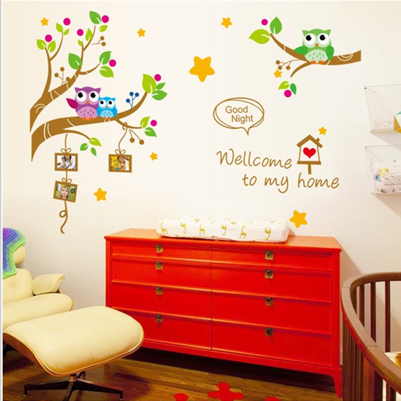 Cheap Owl Wall Mural, find Owl Wall Mural deals on line at Alibaba.com