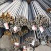 hot rolled steel rebar steel bar prices with grade HRB400 deformed steel bar for project material