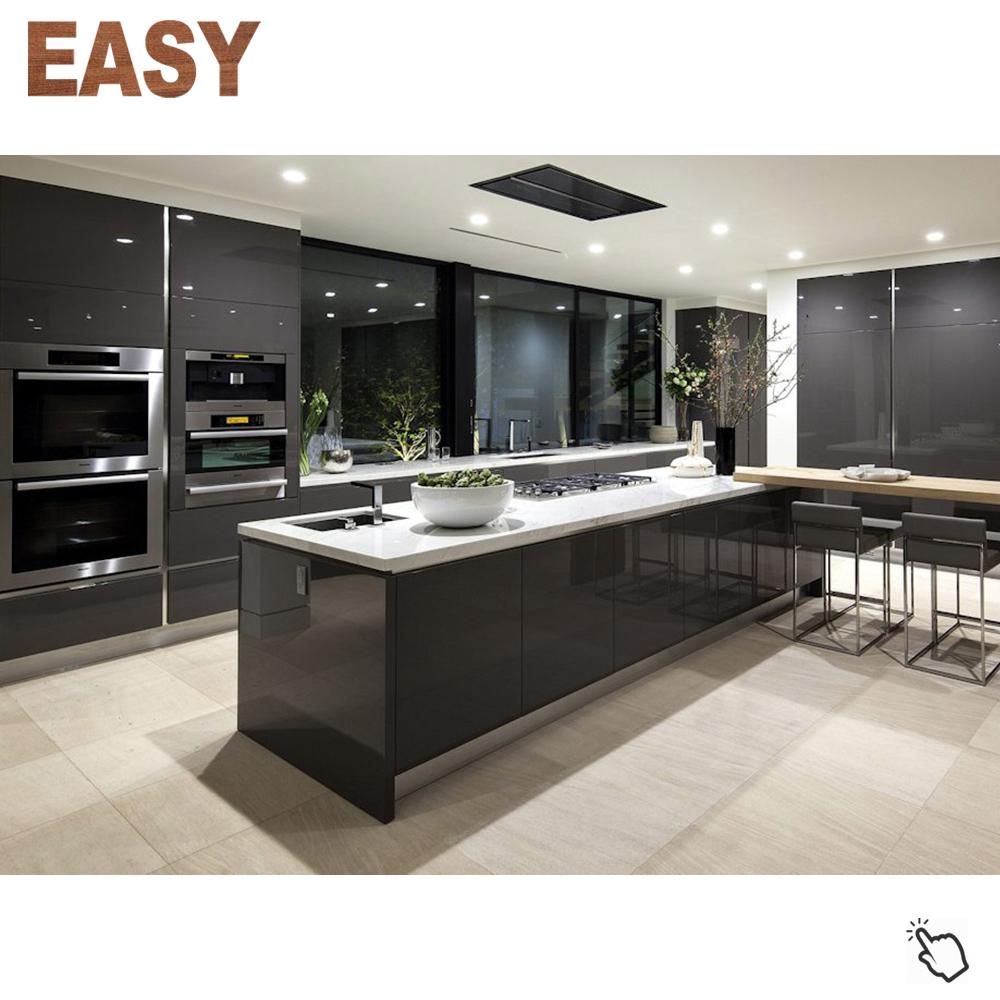 Simple Designs Modern Kitchen Cabinet