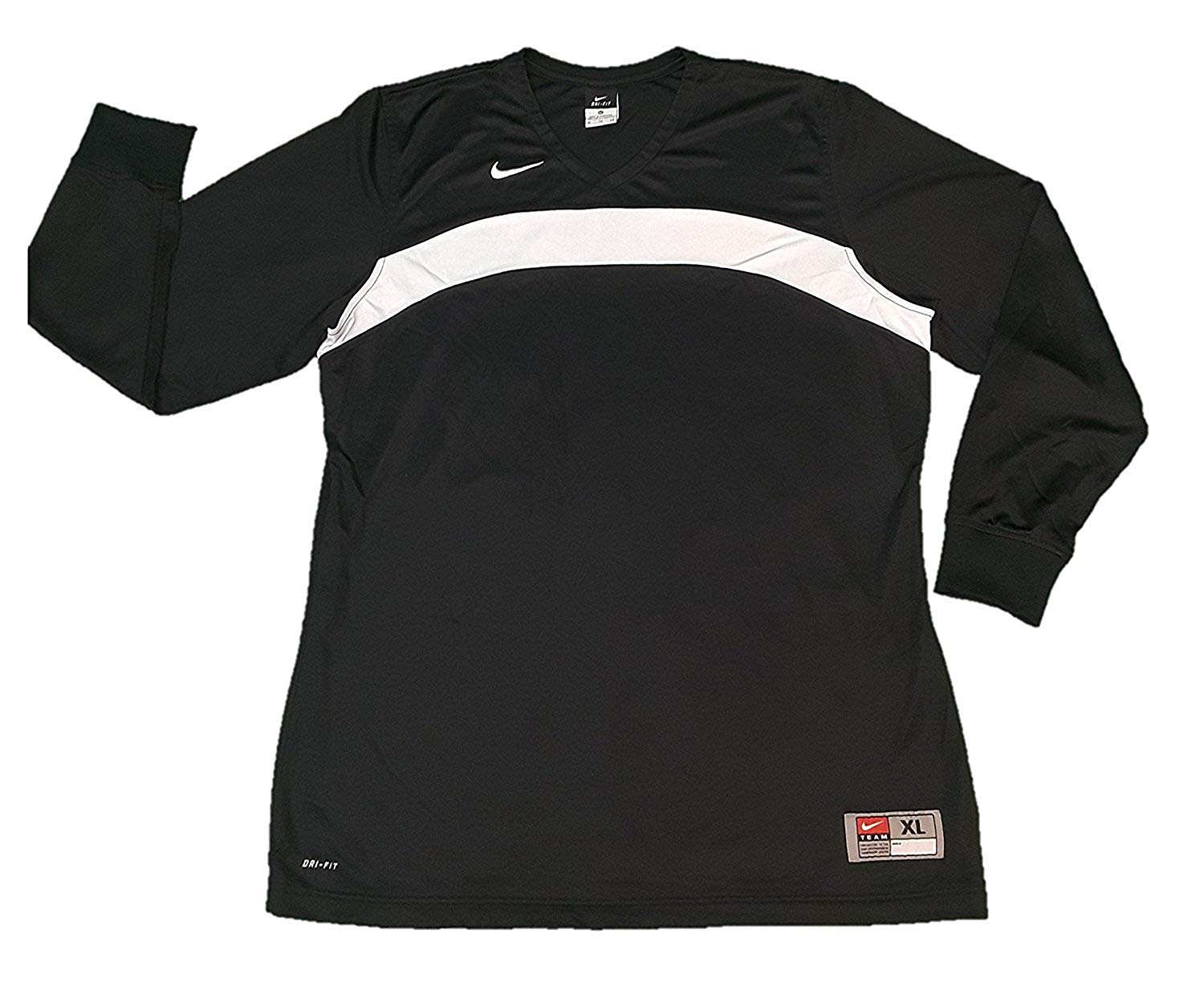 de56ad83bf9f Get Quotations · NIKE Womens Dri Fit Elite Defender Long Sleeve Shooting Jersey  Shirt