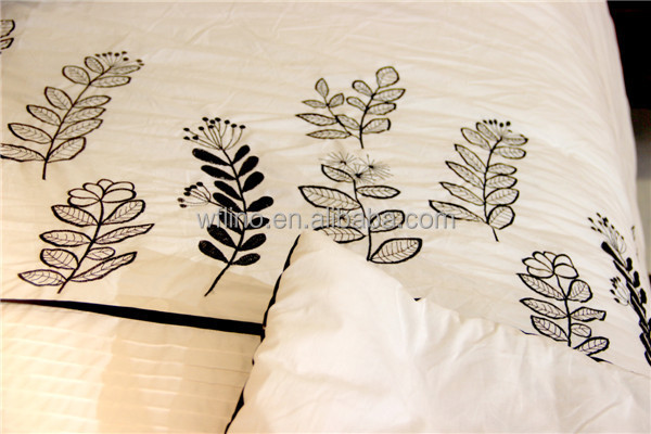 Hand Embroidery Bed Sheets Designs/patchwork Bed Sheet/embroidery Design Bed Sheet - Buy ...