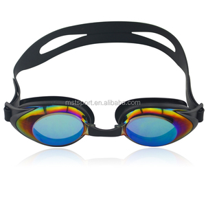 One Piece Silicone Swimming Goggles Big Vision Factory Price