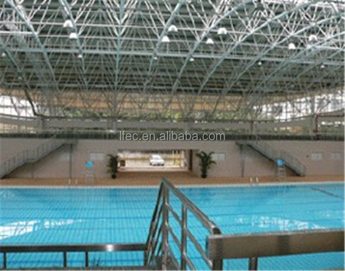 Hot selling prefabricated swimming pool cover