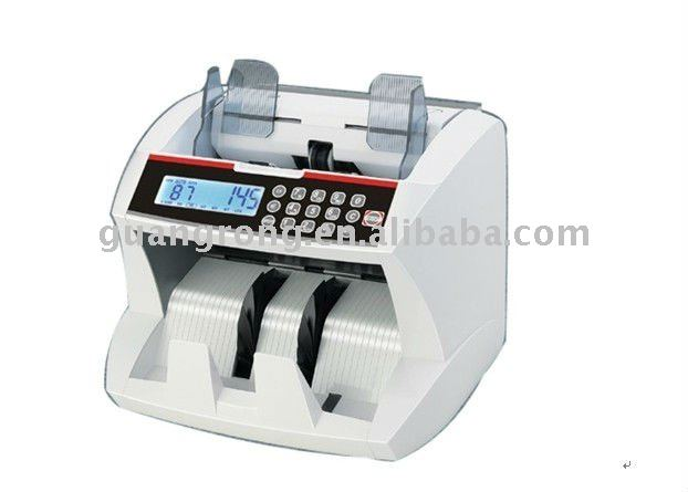 GR-2800UV/MG Stand Cash Counter for all the currency in the world