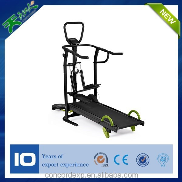 Wal-mart supplier Home use new product manual jogger gym equipment for 2015