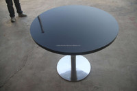 Custom good quality Various color outdoor round marble stone table tops