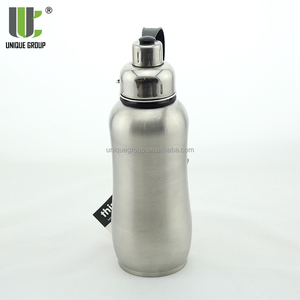 Drinking Water Factory Making Silver 750ml Stainless Steel Insulated Flask