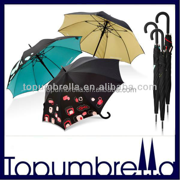 best Good quality fashion outdoor advertising straight umbrella
