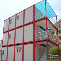 CE certificated prefabricated container house