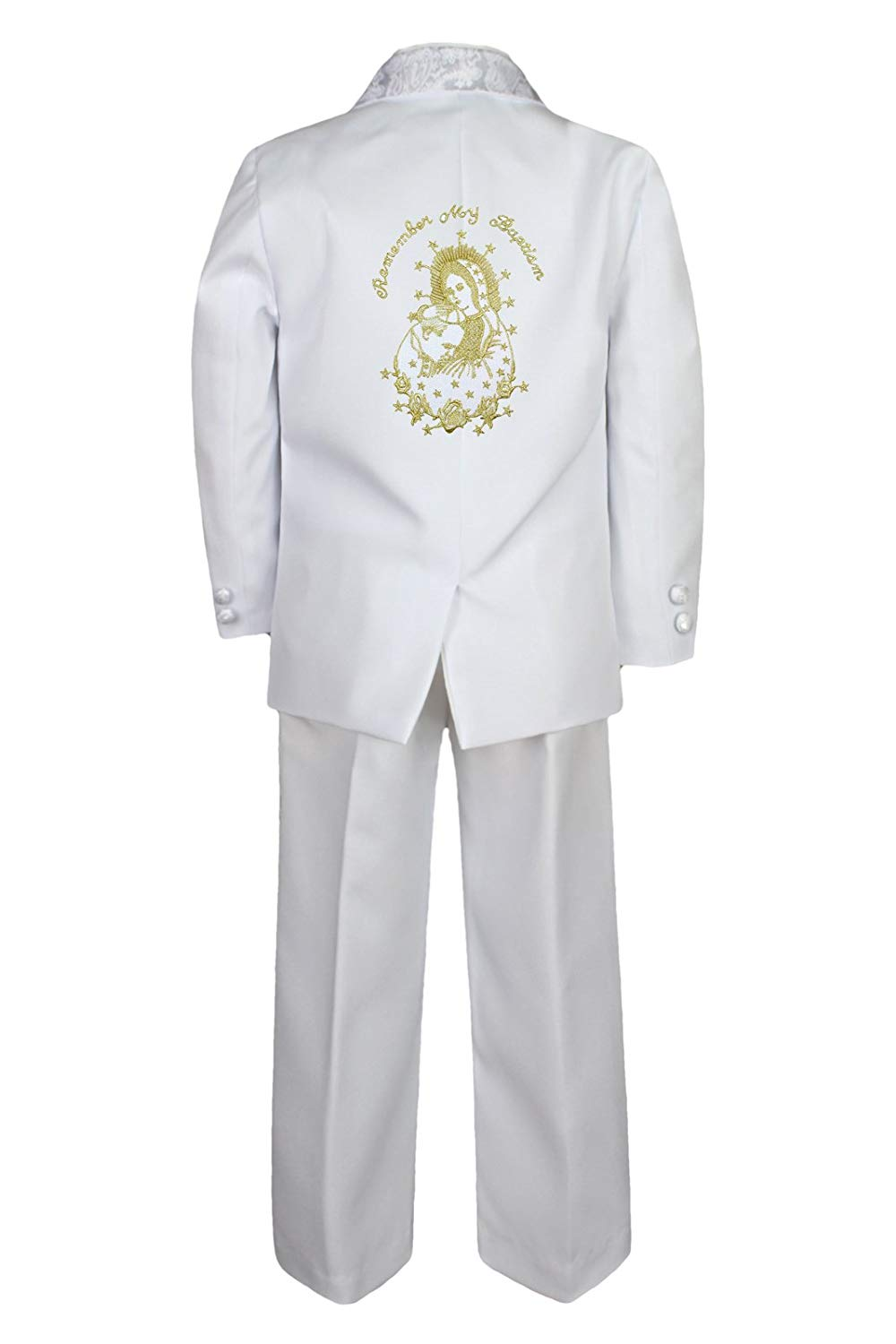 5e4b9599f8b9 Cheap Baptism Tuxedo For Baby Boy