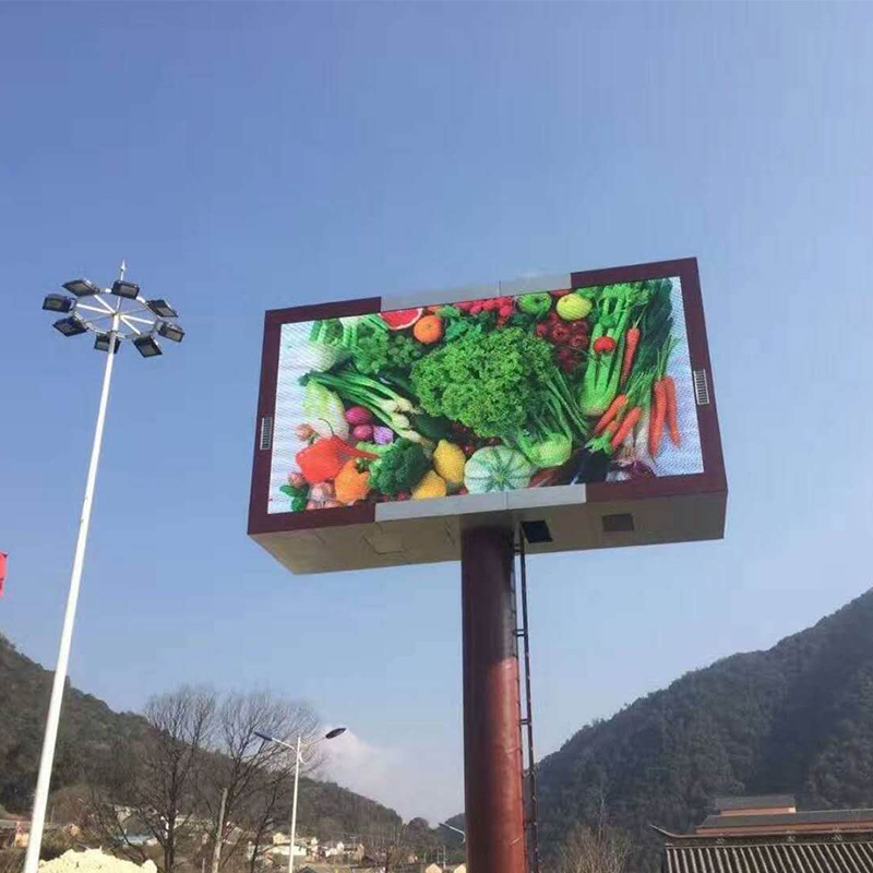 P6 Outdoor Power Saving Full Color LED Display
