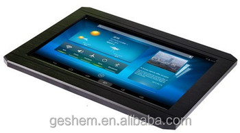 PPC-GS1091T chinese qualified android tablet pc with capacitive touch screen
