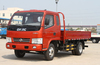 Best Selling Dongfeng Dollica 4T mini van truck with CNG and Gasline engine pallet truck