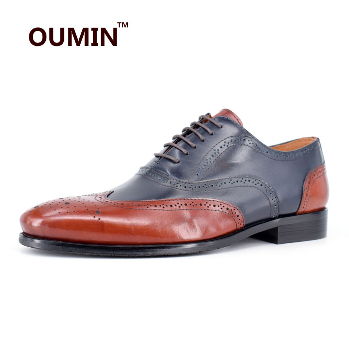 men leather for black brand american school dress shoes shoes 7xfqq8nw