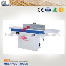 Helpful Brand Shandong Weihai woodworking machine planer thicknesser HJ504E cutting board planer thickness planer
