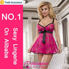 Sunspice sexy lingerie manufacturer open girls sexy babydoll