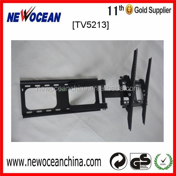 Adjustable -/+45 degree TV5213 Tilt and Swivel popular lcd tv wall 32 inch tv wall bracket picture