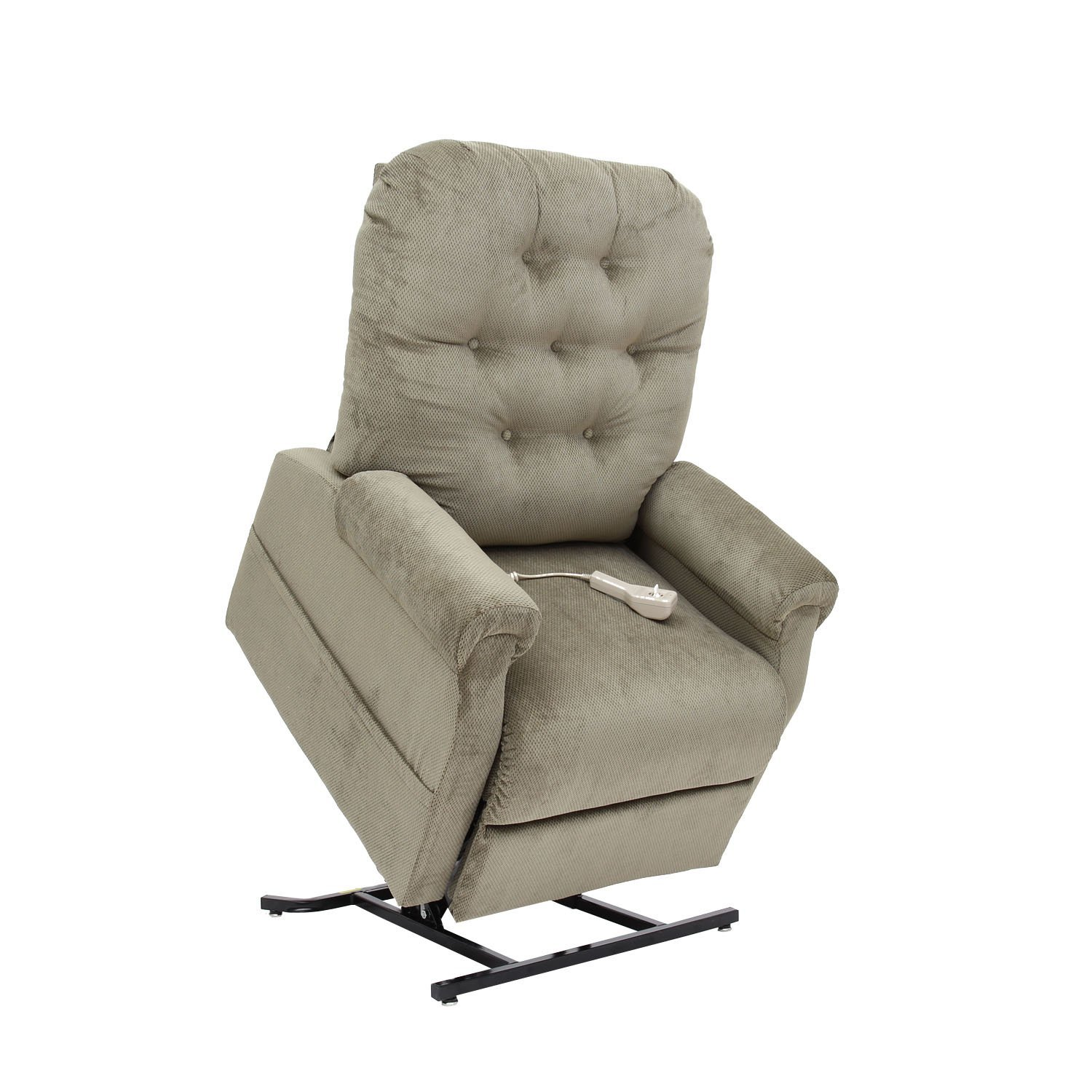 Mega Motion LC-200 Easy Comfort Three Position Position Lift Chair - Sage