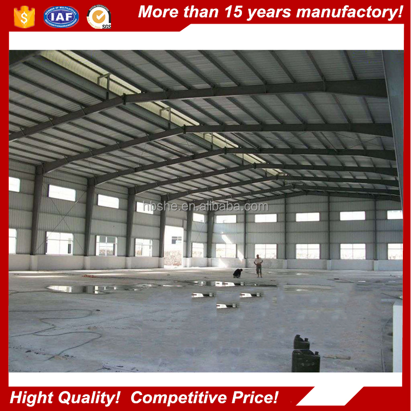 warehouse prefabricated / low cost warehouse