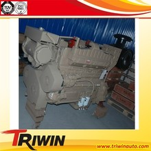 P500 diesel power unit used for water pump KTA19-P500 marine engine KTA19-P500