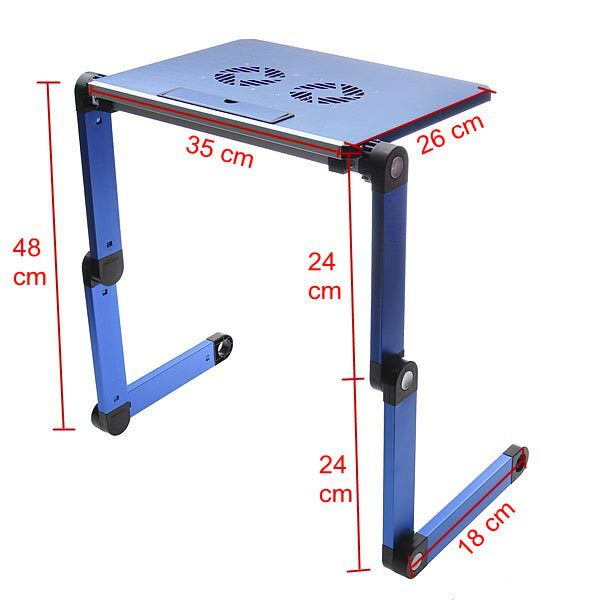 Portable Drafting Table With Parallel Bar