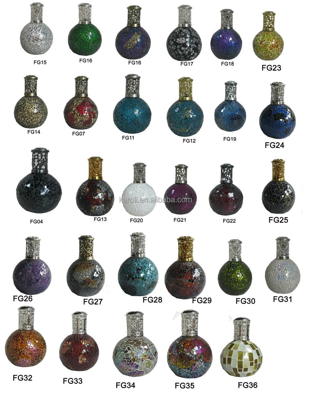 New Design Mosaic Perfume Lamp,Aromatic Effusion Lamp,Catalytic ...