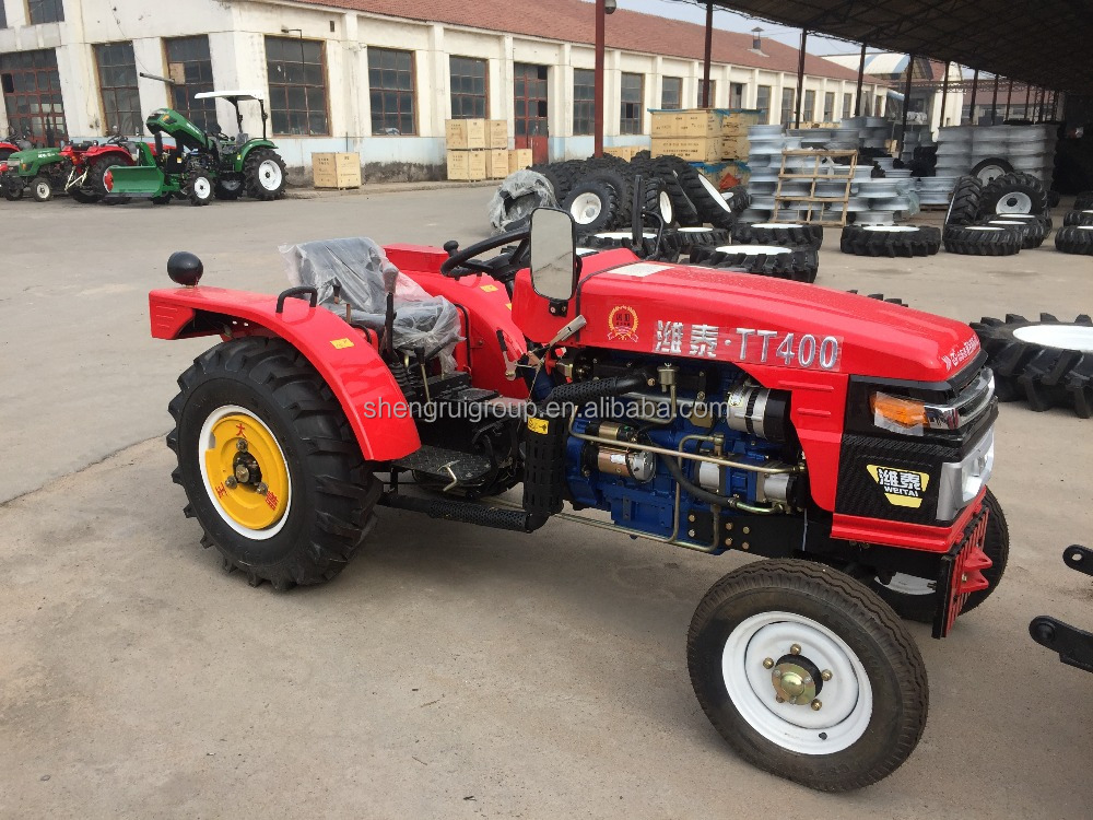 Professional Manufacturer for TT404 mini farming Tractor 20HP 4WD