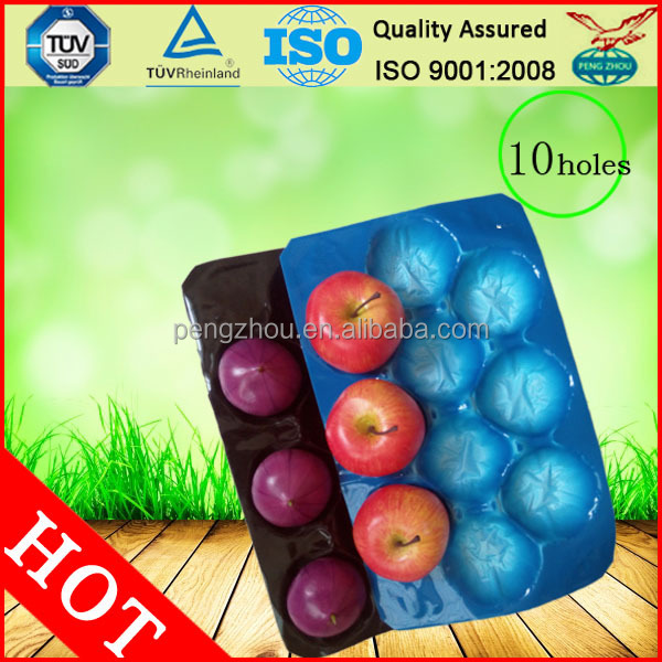 China Made Paper Pulp Fruit Trays