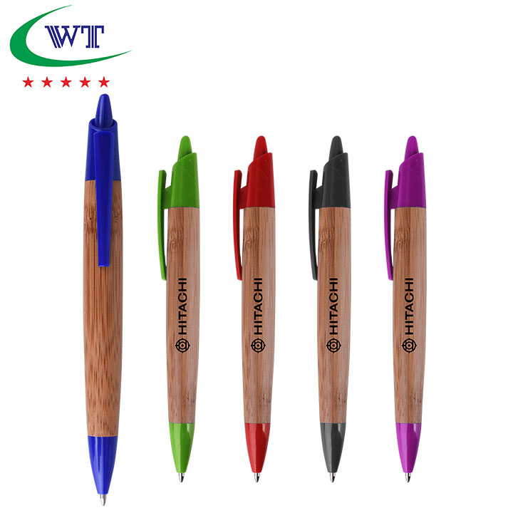 Promotional Eco-friendly Ballpoint Pen Bamboo