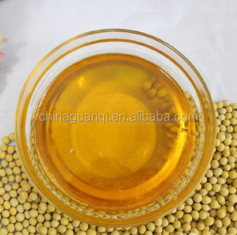 Crude Degummed Soybean Oil