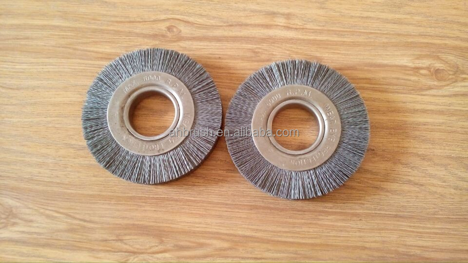 Information Abrasive Nylon Disc Brush 10