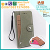 Hot products pu leather stand case cover for galaxy s4 mini