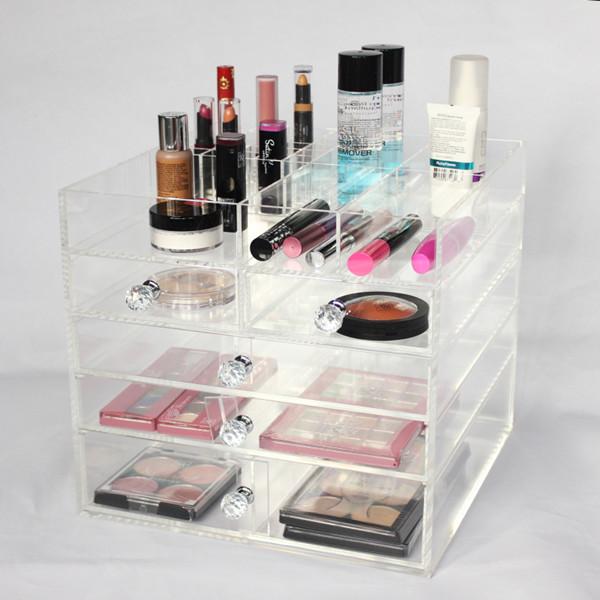 Personnalis au d tail magasin plexiglas organisateur - Organisateur de maquillage ...
