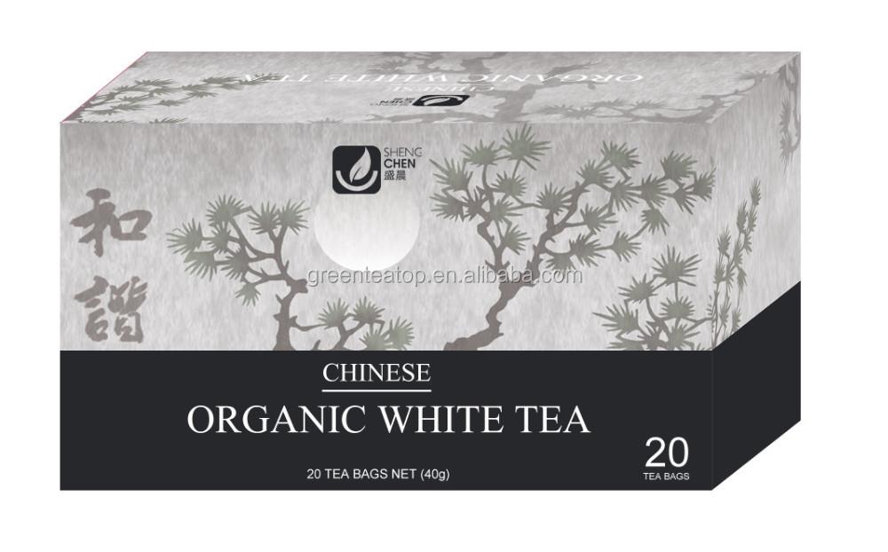 Shengchen 100% natural private label raw organic with private tea/white tea/organic tea - 4uTea   4uTea.com