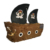 Creative birthday party decoration pirate ship shape birthday pinata custom pinata