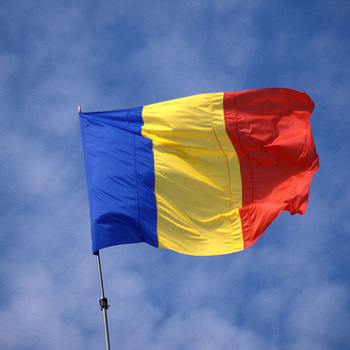 Rojo amarillo azul es que bandera y