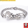 Fashion stainless steel bracelet just a nail bracelet jewelries