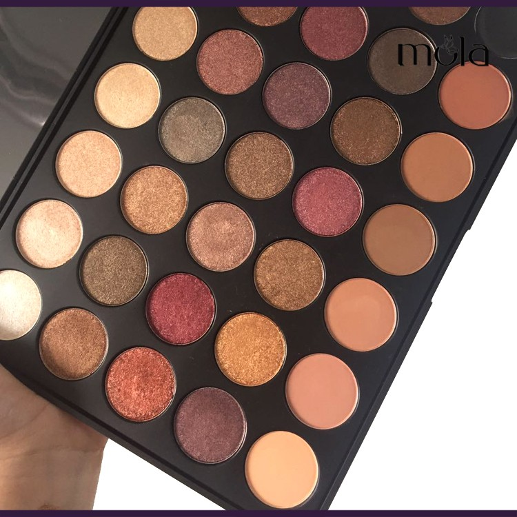 Chinese hot sale cosmetics free sample brand name eyeshadow chinese makeup brands