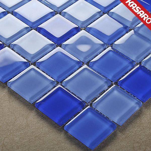 Piscina de azulejos azules pool tile piscina azulejo for Material piscina barato